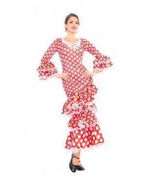 Costume Ballerina di Flamenco Taglia S per Carnevale