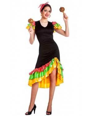 Costume Ballerina di Rumba Tg. S