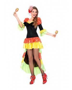 Costume Ballerina Salsa Tg. M/L