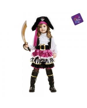 Costume Bambina Pirata per Carnevale | La Casa di Carnevale
