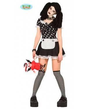 Costume Bambola Halloween per Carnevale
