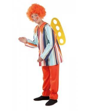 Costume da Bambolotto Marionetta Bambino