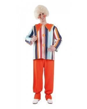 Costume da Bambolotto Marionetta Uomo
