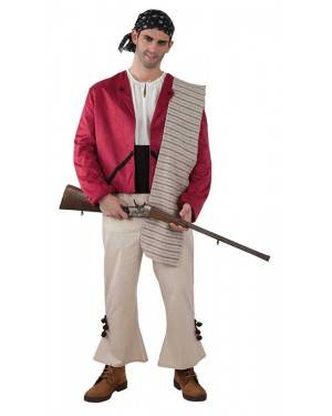 Costume da Bandito Uomo per Carnevale | La Casa di Carnevale