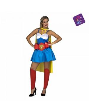 Costume Beer Woman M/L per Carnevale | La Casa di Carnevale