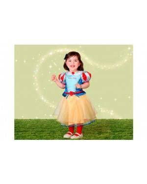 Costume Biancaneve Bebé 12 a 18 Mesi