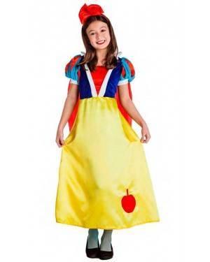 Costume Biancaneve Taglia 1-2 Anni per Carnevale