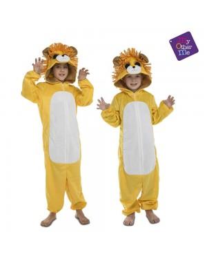 Costume Big Eyes Leone Bambini per Carnevale | La Casa di Carnevale