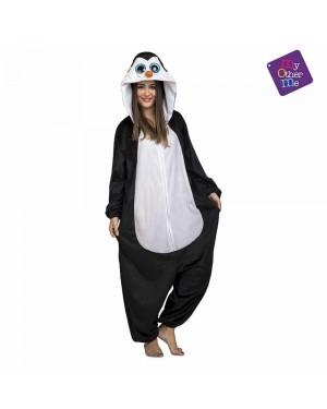 Costume Big Eyes Pinguino Adulto per Carnevale   La Casa di Carnevale