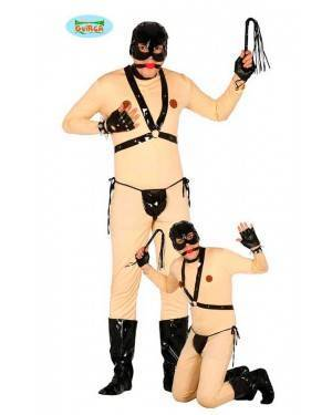 Costume Bondage Sado Adulto