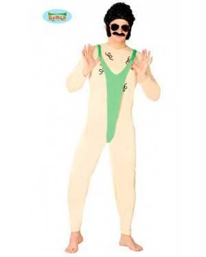 Costume Borat Bikini Man per Carnevale