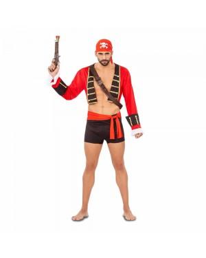 Costume Bucaniere Sexy Uomo per Carnevale | La Casa di Carnevale