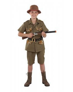 Costume da Cacciatore Safari Bambino