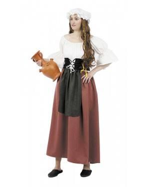 Costume da Cameriera Medievale Adulto M/L