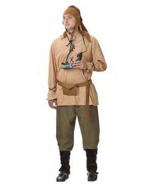 Costume da Campagnolo Medievale Adulto XL