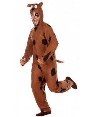 Costume Cane Bulldog Adulto per Carnevale | La Casa di Carnevale
