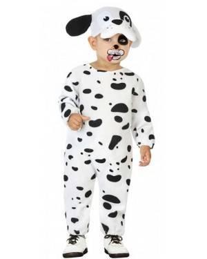 Costume Cane Dalmata Bebè per Carnevale | La Casa di Carnevale