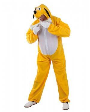 Costume da Cane Pluto Adulto