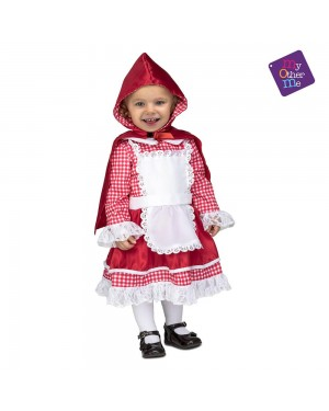 Costume Cappuccetto Rosso Bimba per Carnevale | La Casa di Carnevale