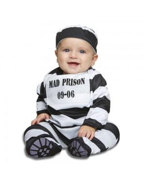 Costume Carcerato Bimbi per Carnevale | La Casa di Carnevale