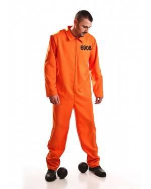 Costume Carcerato Guantanamo T. M/L