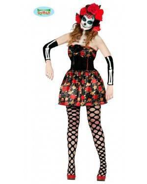 Costume Catrina Donna per Carnevale