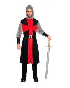 Costume Cavaliere Crociato Medievale Tg. XL