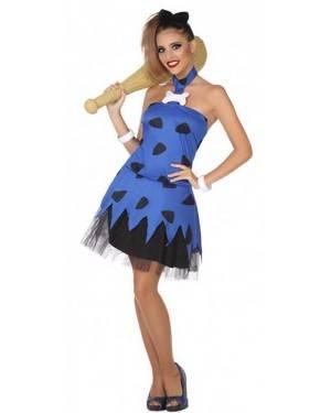 Costume Cavernicola Betty Donna per Carnevale | La Casa di Carnevale