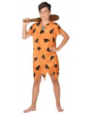 Costume Cavernicolo Fred Flintstone Bambini per Carnevale | La Casa di Carnevale