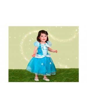 Costume Cenerentola Bebé 12 a 18 Mesi