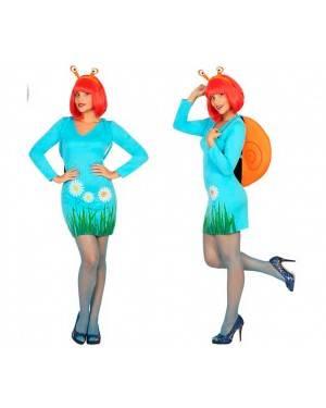 Costume Chiocciola Donna Adulto per Carnevale   La Casa di Carnevale