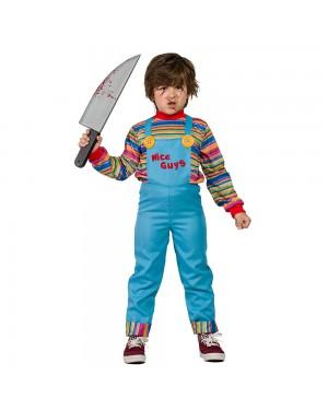 Costume Chucky Bambino per Carnevale | La Casa di Carnevale