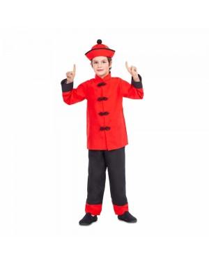 Costume Cinese Drago Bambino per Carnevale | La Casa di Carnevale