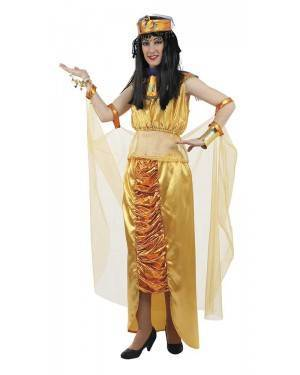 Costume da Cleopatra Donna Adulto per Carnevale | La Casa di Carnevale