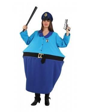 Costume da Commissario di Polizia Donna Adulto L