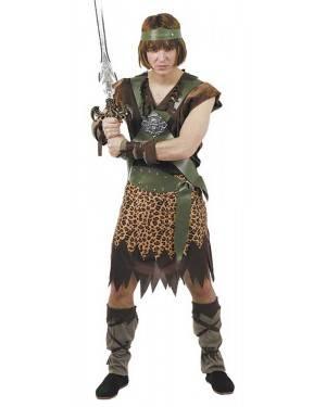 Costume da Conan il barbaro  Adulto per Carnevale | La Casa di Carnevale