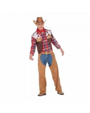 Costume Cowboy Adult per Carnevale | La Casa di Carnevale