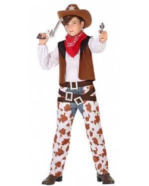 Costume Cowboy Bambino per Carnevale | La Casa di Carnevale