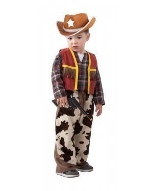 Costume da Cowboy Bimbo per Carnevale | La Casa di Carnevale