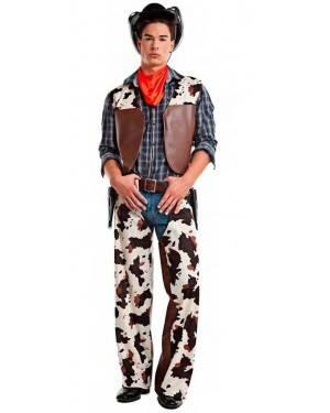 Costume Cowboy Tg. M/L