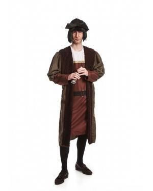 Costume Cristoforo Colombo T. M/L