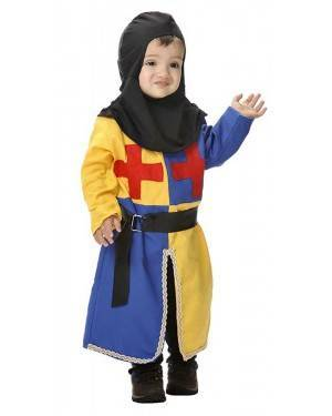 Costume da Crociato Bebé 24 Mesi per Carnevale | La Casa di Carnevale
