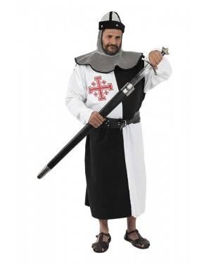 Costume da Crociato Medievale Adulto