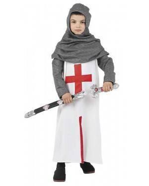 Costume da Crociato Medievale Bambino