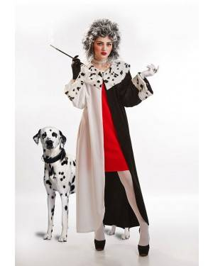 Costume Cruella Donna T. M/L