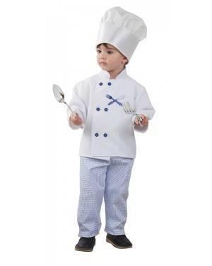 Costume da Cuoco Bimbo