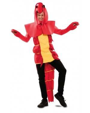 Costume da Aragosta Adulto