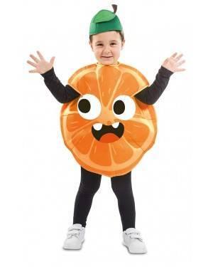 Costume da Arancia per bambini