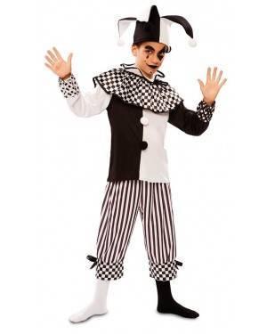 Costume da Arlecchino Chic per bambini
