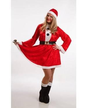 Costume Babba Natale Adulta M